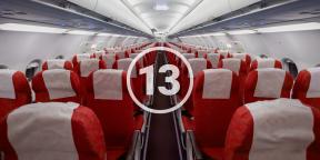13 правил этикета при авиаперелётах