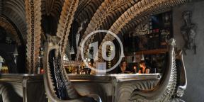 10 самых странных баров и ночных клубов в мире