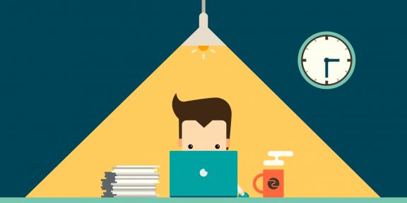 Как мотивировать себя упорно работать