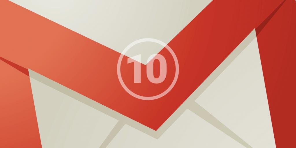 10 лучших приложений для Gmail