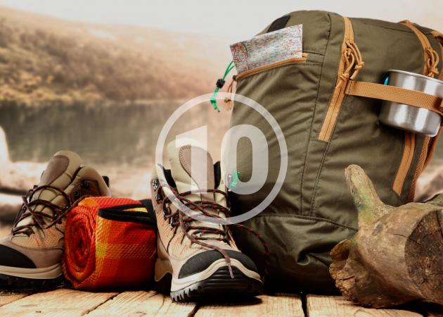 10 высокотехнологичных туристических штук для похода