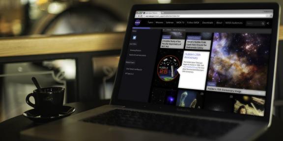 10 причин посетить веб-сайт НАСА