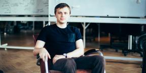 Рабочие места: Глеб Калинин, придумывает новые сервисы для «Почты России»