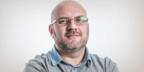 Рабочие места: Сергей Оселедько, управляющий партнёр Notamedia