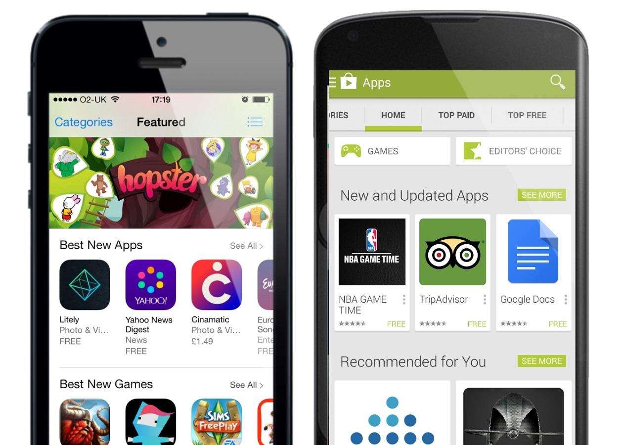 Роскомнадзор заблокирует приложения из App Store и Google Play