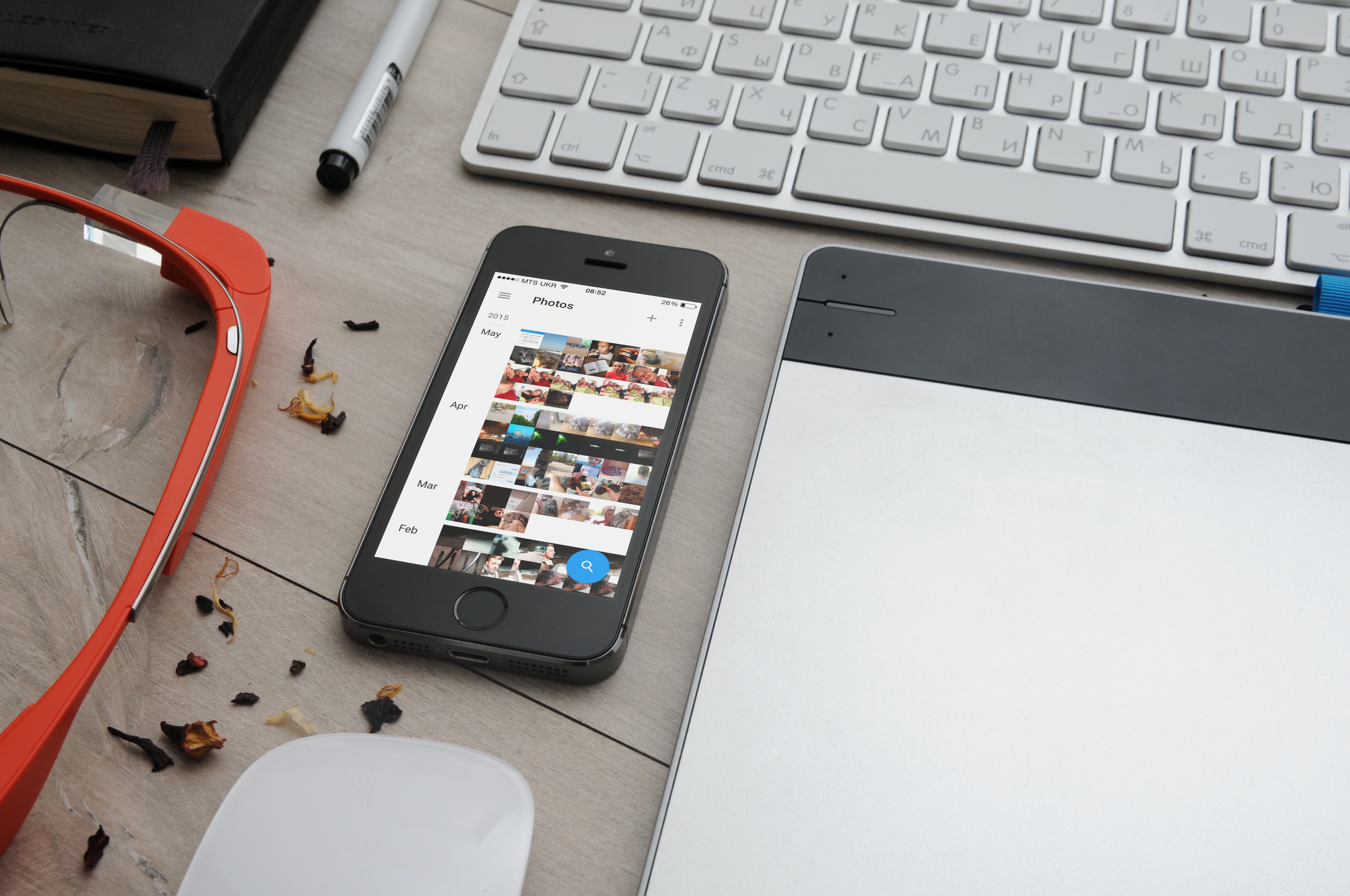 Google Photos — конкурент стандартной фотопленке iOS и безлимитное хранилище для фотографий