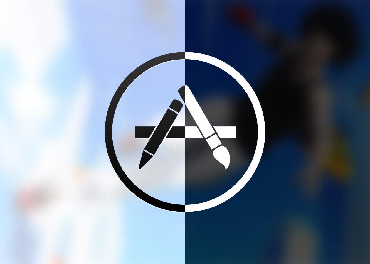 Совет по OS X. Адаптация статус-значка под темный режим OS X