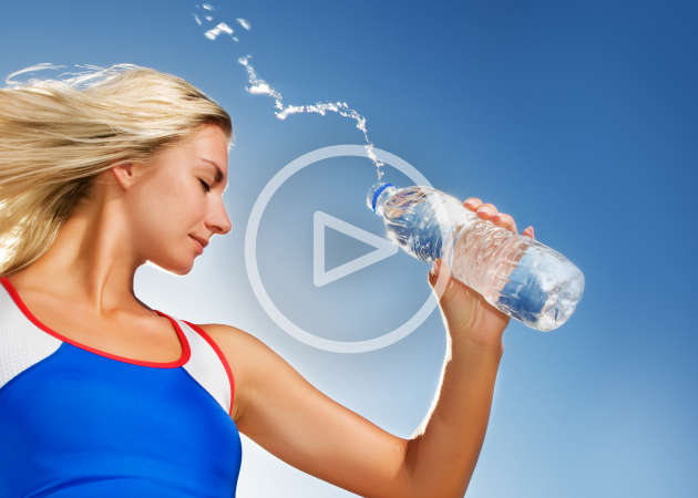 ВИДЕО: Как спастись от жары