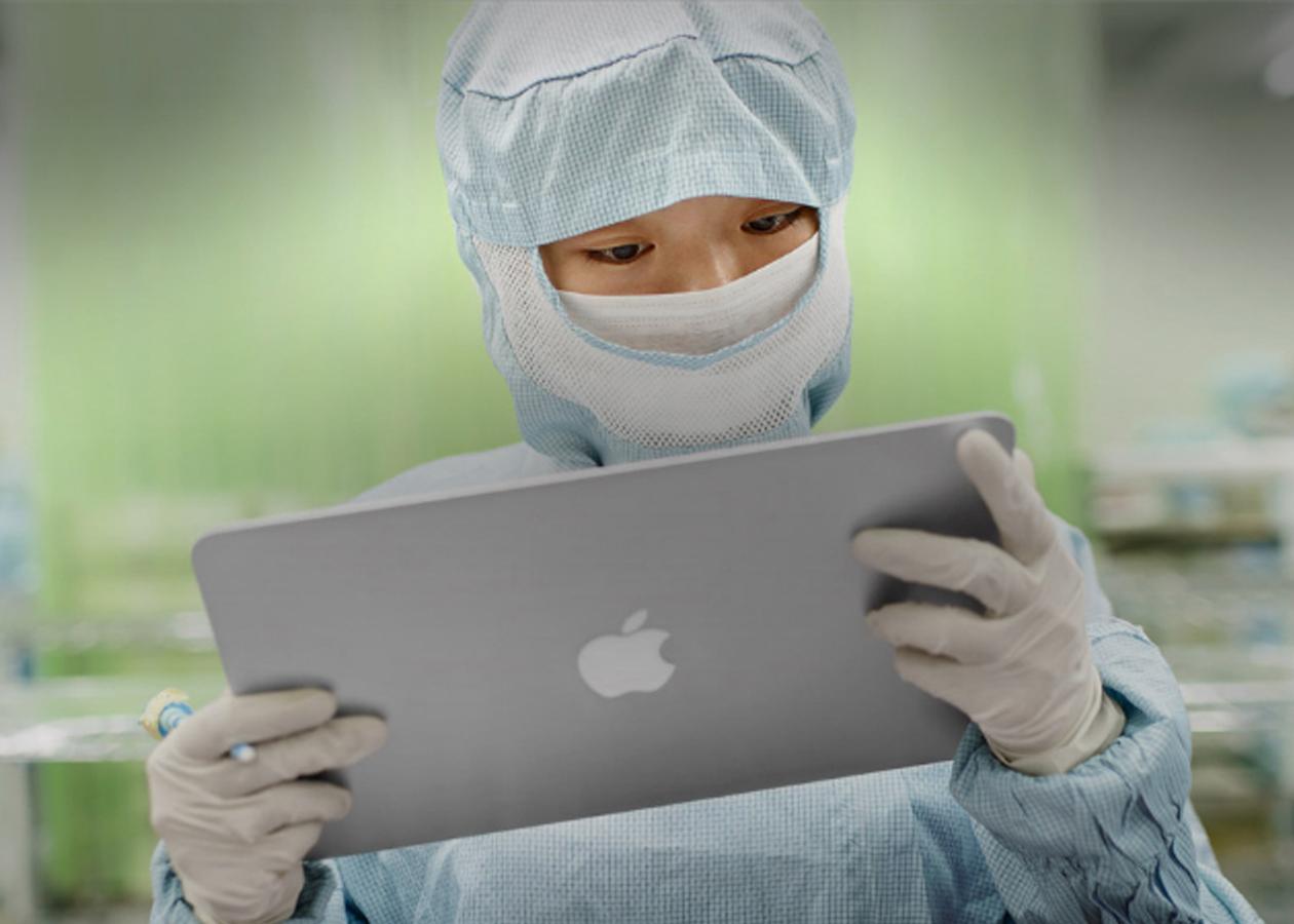 Слухи о разрешении экрана iPad Pro подтвердили с помощью iOS 9