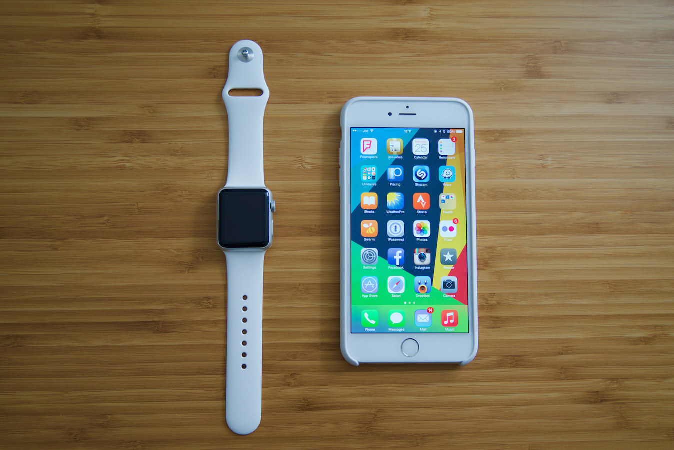 Почему Apple Watch и FaceTime не суждено быть вместе