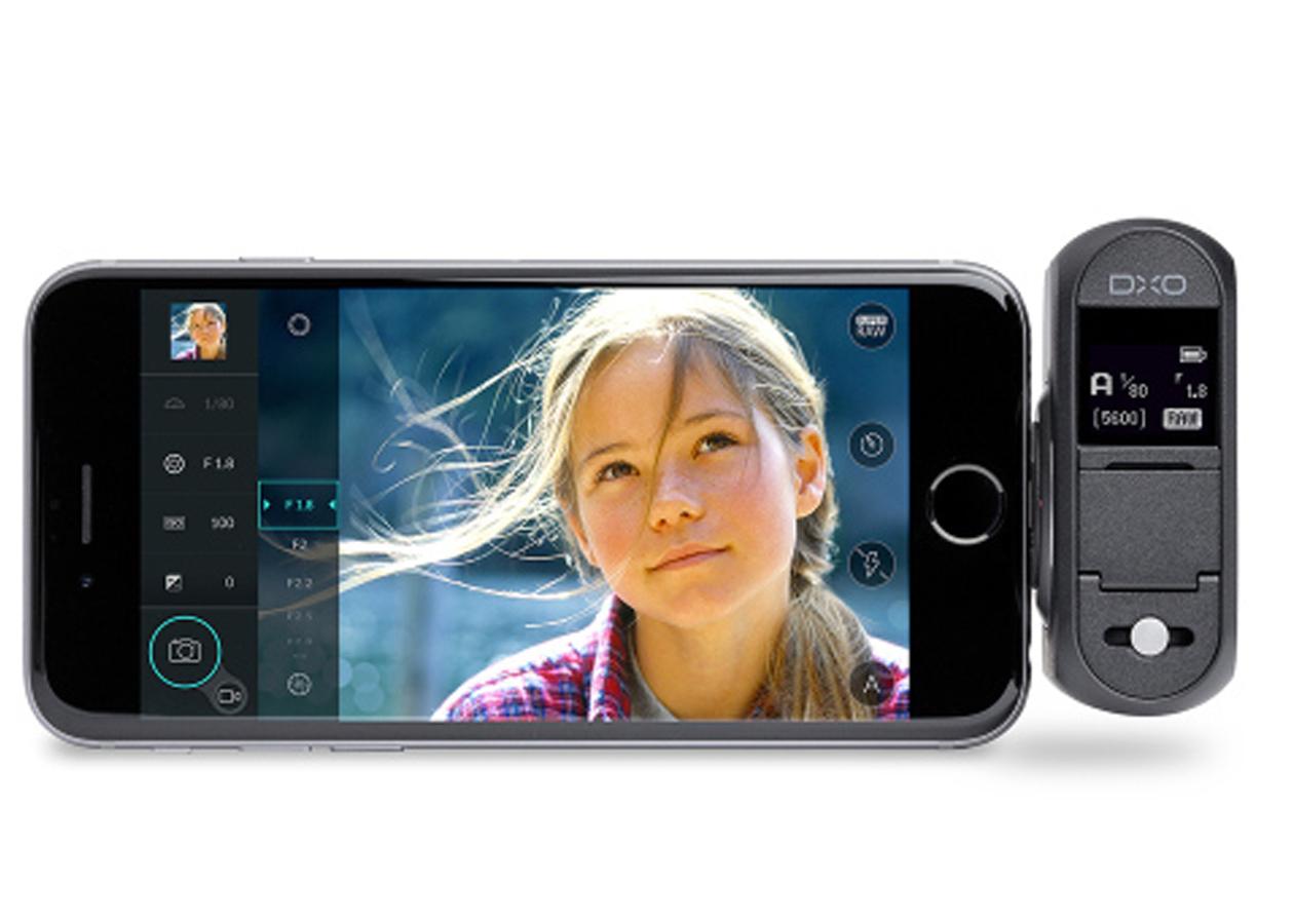 DxO ONE. Компактная камера, превращающая iPhone в зеркалку