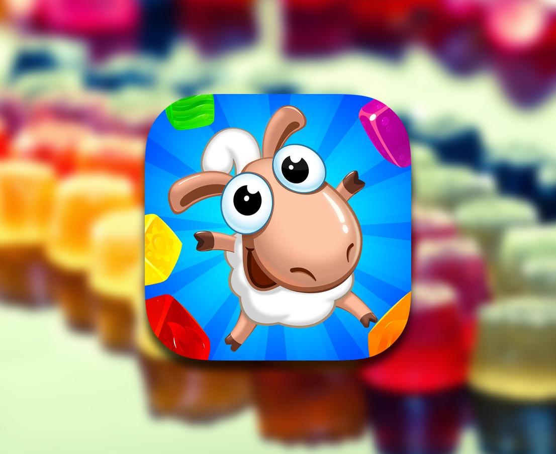 Jelly Zoo. Вновь желе штурмует App Store