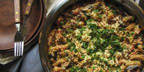 Лайфхак для ленивых: паста в одной посуде