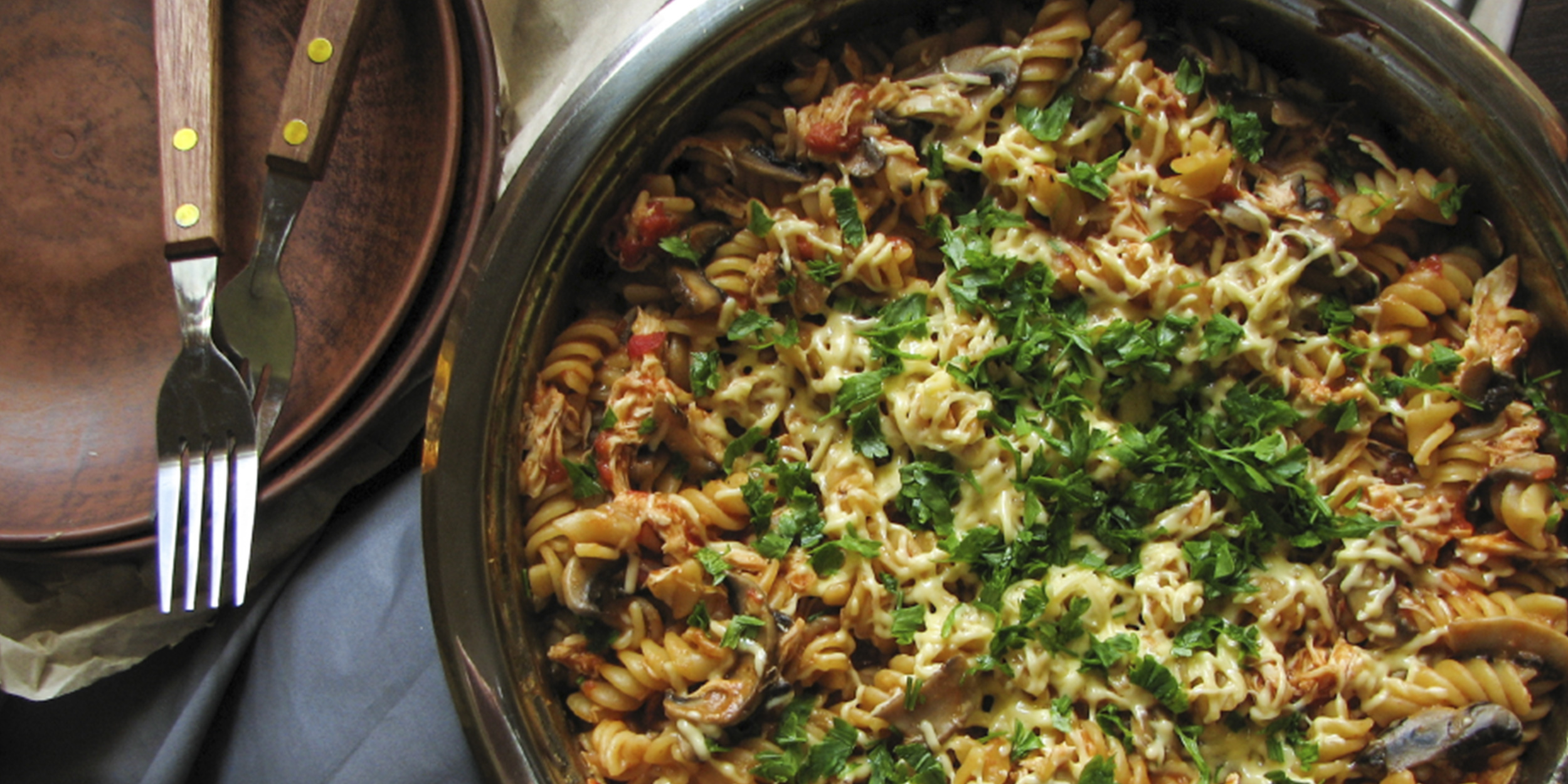 Lifehack For The Lazy: Pasta In One Dish