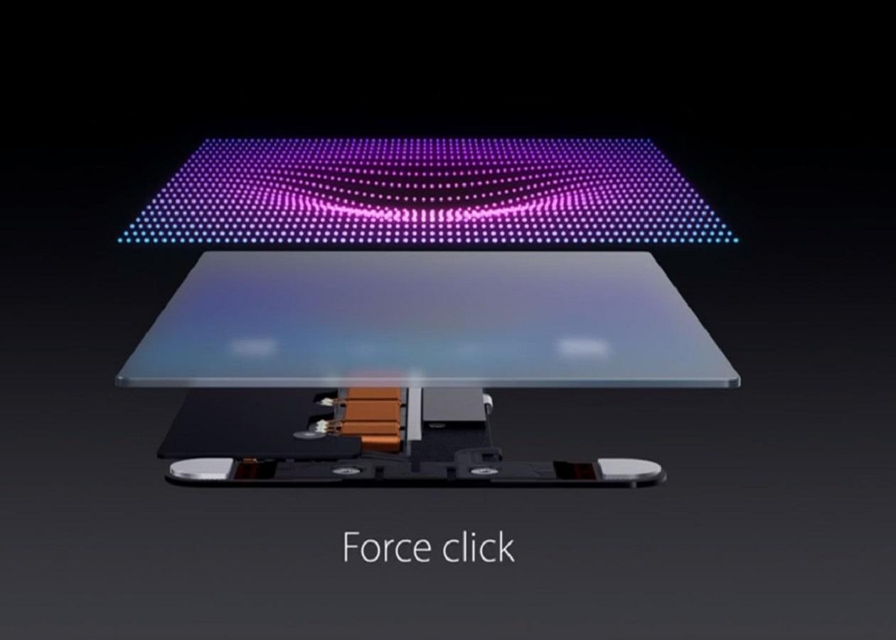 В OS X El Capitan веб-разработчики смогут использовать Force Touch внутри сайтов