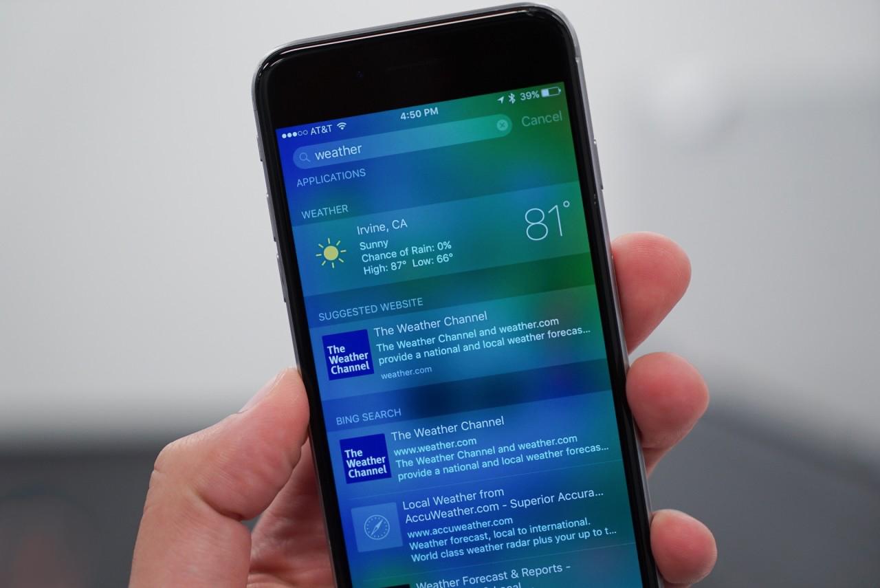 Обзор iOS 9 Beta 1. Как установить систему прямо сейчас и стоит ли