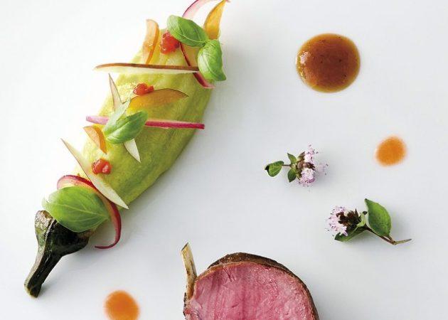 Ресторан Astrance — Париж, Франция