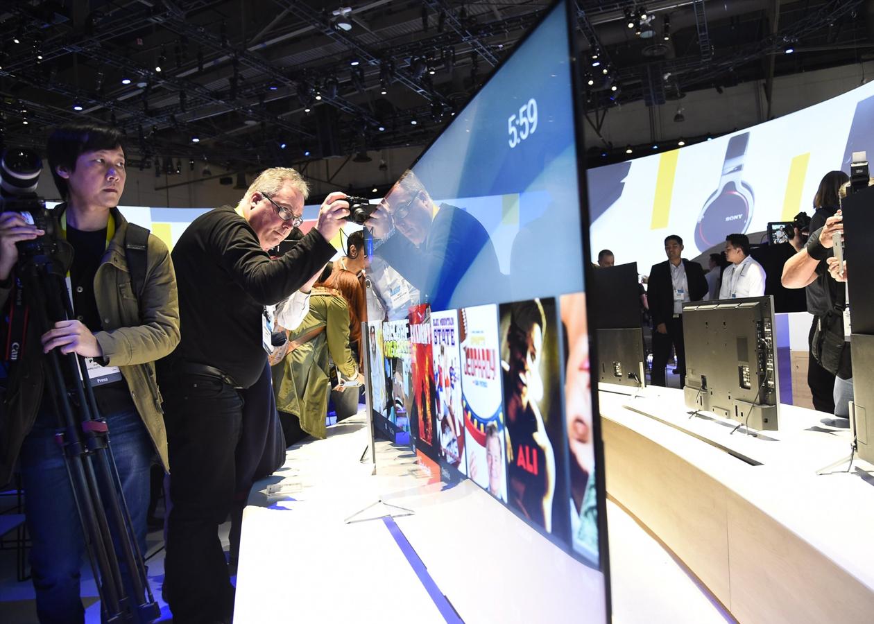 Ультратонкие 4K-телевизоры Sony на Android появятся в продаже в июле