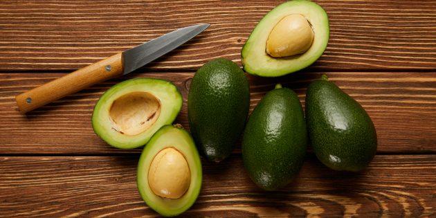 Авокадо — продукт против старения