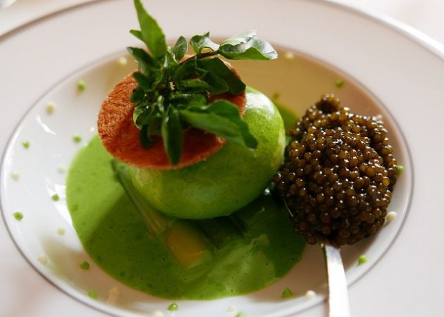 Ресторан L'Ambroisie — Париж, Франция
