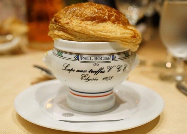 Ресторан Paul Bocuse — Лион, Франция