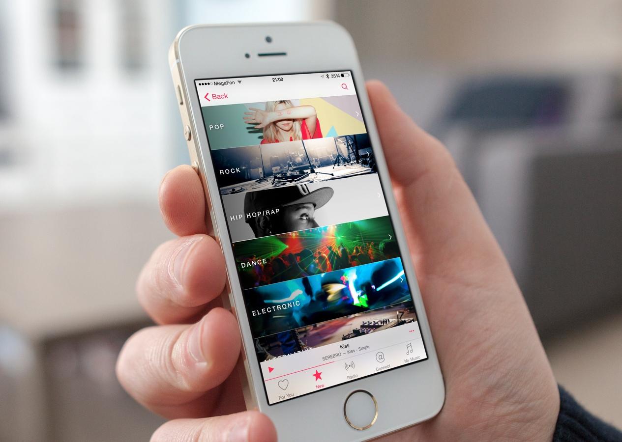 Обзор Apple Music — слушай то, что хочешь