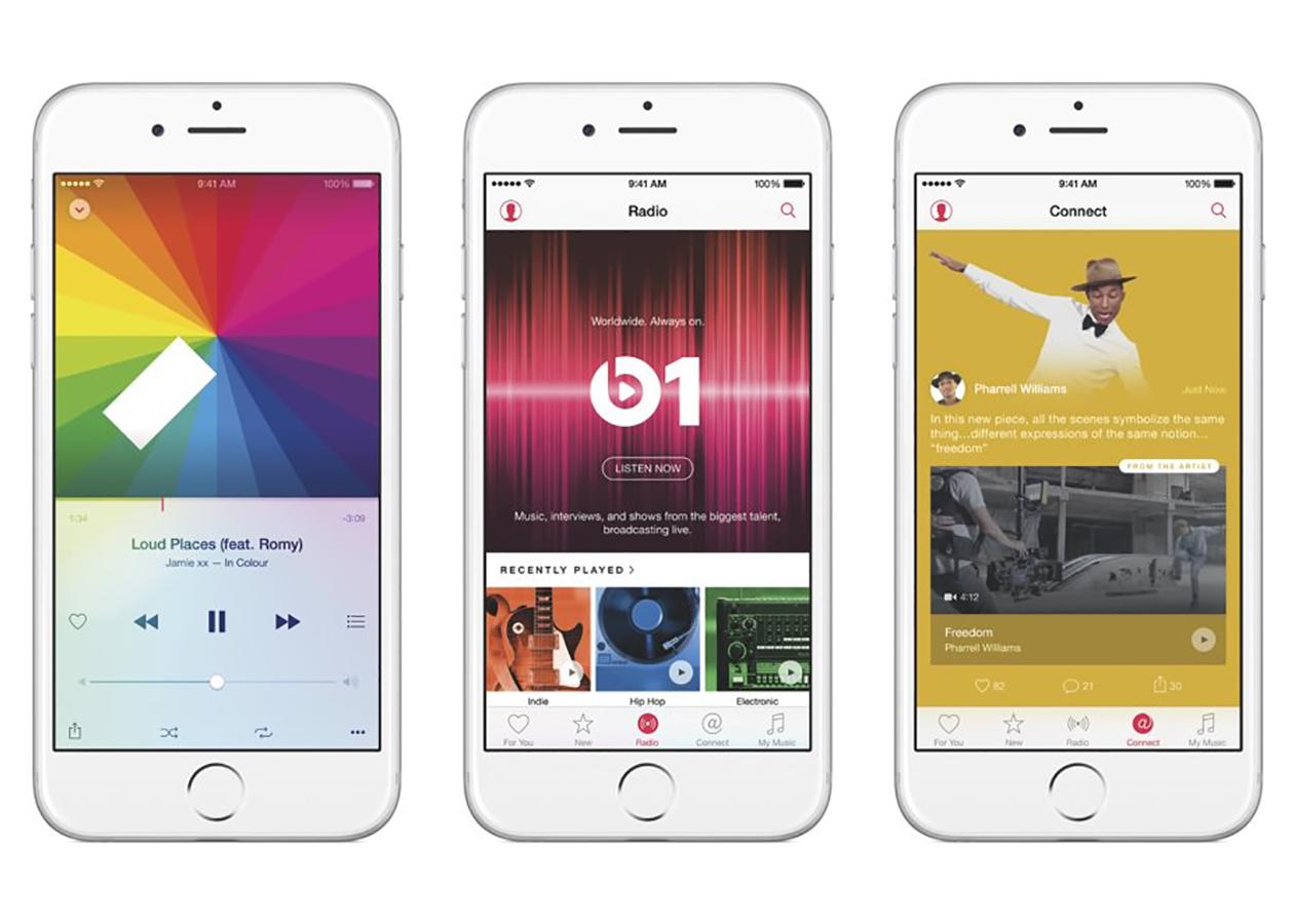 Apple Music позволит сохранять плейлисты и треки для офлайн-прослушивания