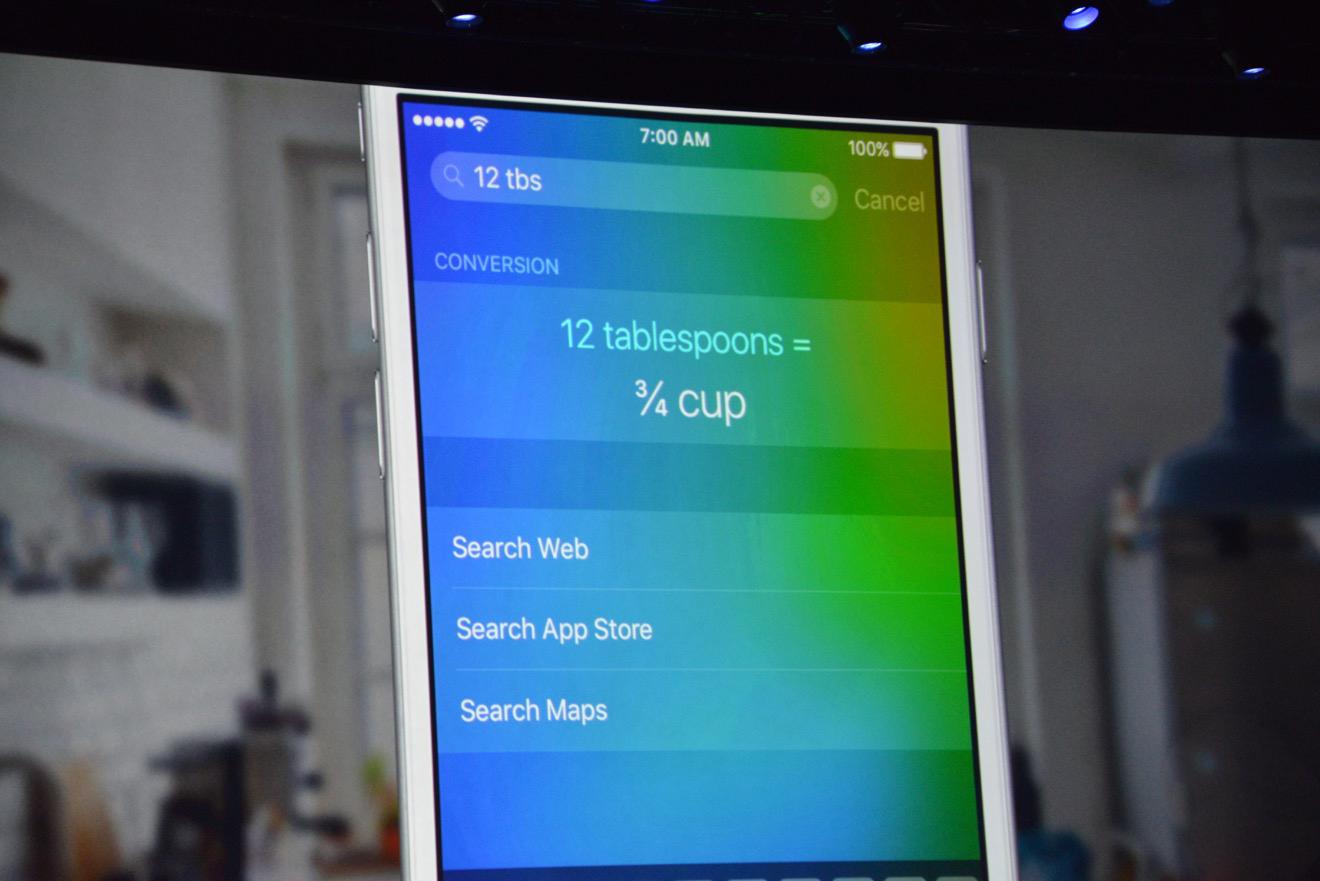 9 фишек iOS 9, о которых не рассказали на WWDC