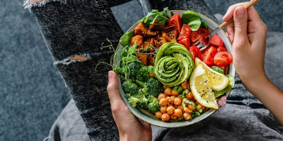 10 продуктов, которые помогут сохранить молодость и здоровье
