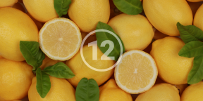 12 хаков с лимоном, которые поправят ваше здоровье