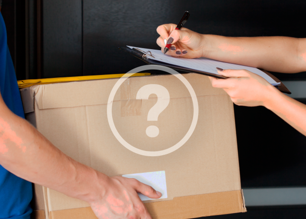 Что делать, если пришла посылка с дефектами