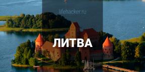 8 интересных мест Литвы, которые стоит посетить