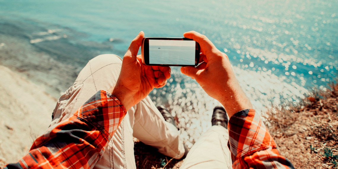 Как сделать фото в прыжке на телефон