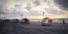 Ecocapsule —автономное передвижное жильё на двоих