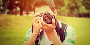 30 идей для новых фотографий
