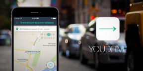 YouDrive — сервис, позволяющий «телепортироваться» в любую точку города