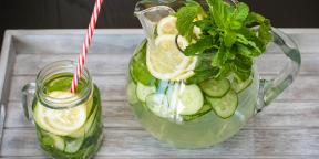 Витаминный напиток, который убьёт чувство голода и поможет похудеть