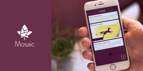 Mosaic для iOS — красивое хранилище ваших идей