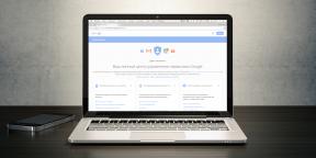 Компания Google запустила сервис «Мой аккаунт» для защиты данных пользователей