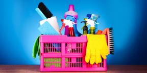 Как делать уборку быстрее