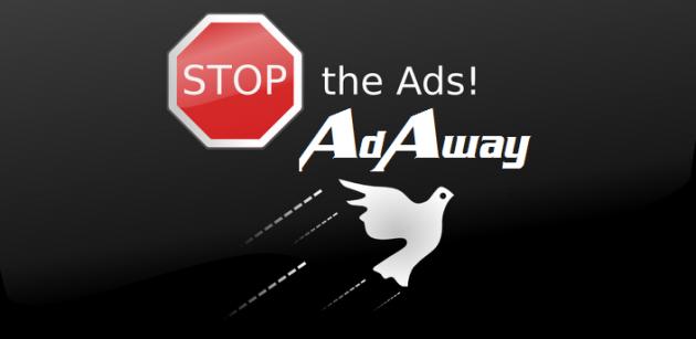 AdAway banner