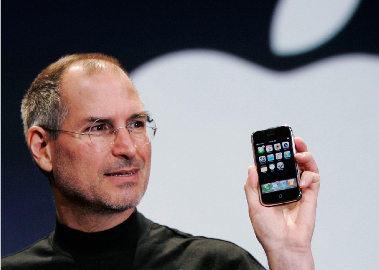8 лет назад был продан первый iPhone