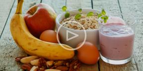 4 летние идеи для здорового завтрака