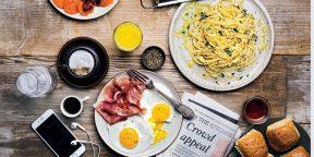 РЕЦЕПТЫ: 6 завтраков для чемпионов