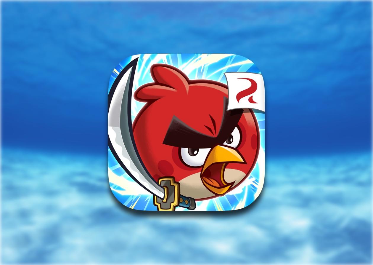 Angry Birds Fight! Птички вновь атакуют