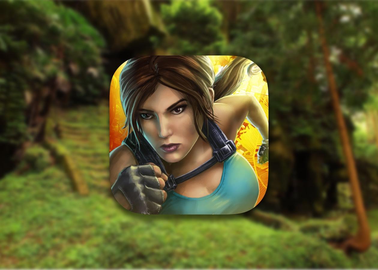 Lara Croft: Relic Run. Великолепный раннер для поклонников жанра