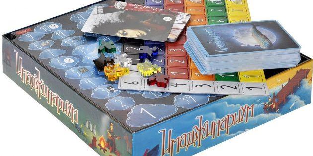 Настольные игры: «Имаджинариум»