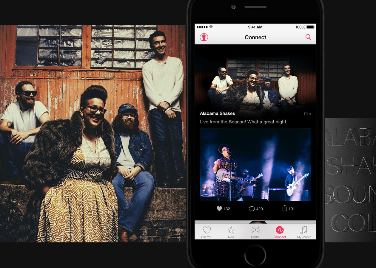 Apple начала снимать эксклюзивные клипы для Apple Music