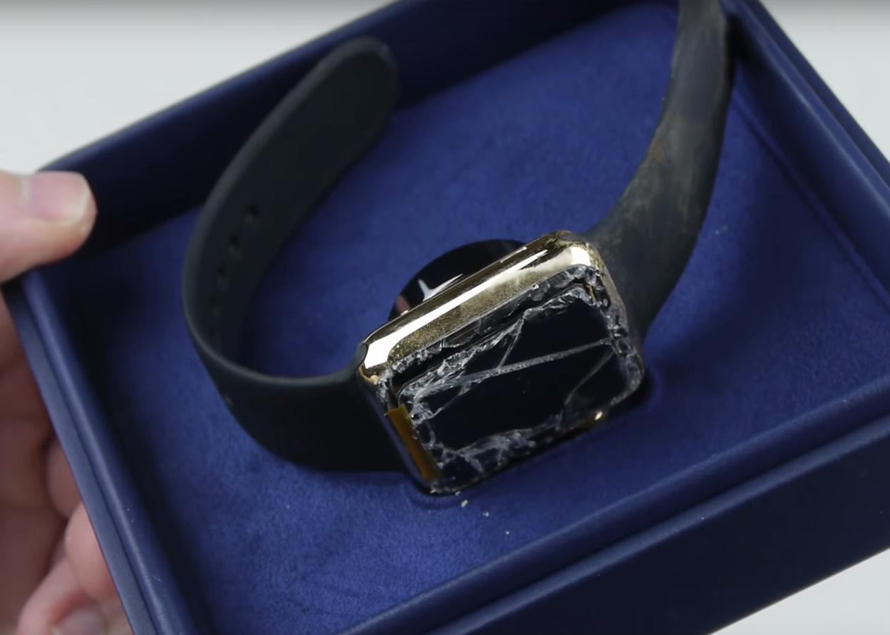 Apple отказалась вернуть деньги за «взорвавшиеся» Apple Watch Edition стоимостью $10000
