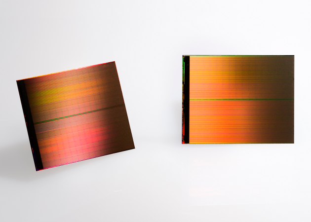 Intel анонсировала 3D XPoint